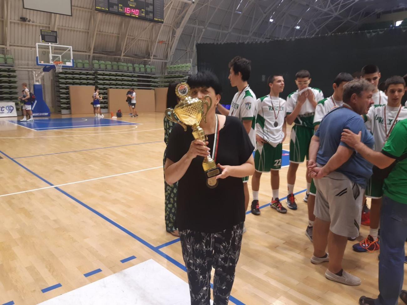 Юношите на Балкан до 16 години спечелиха титлата в Държавното