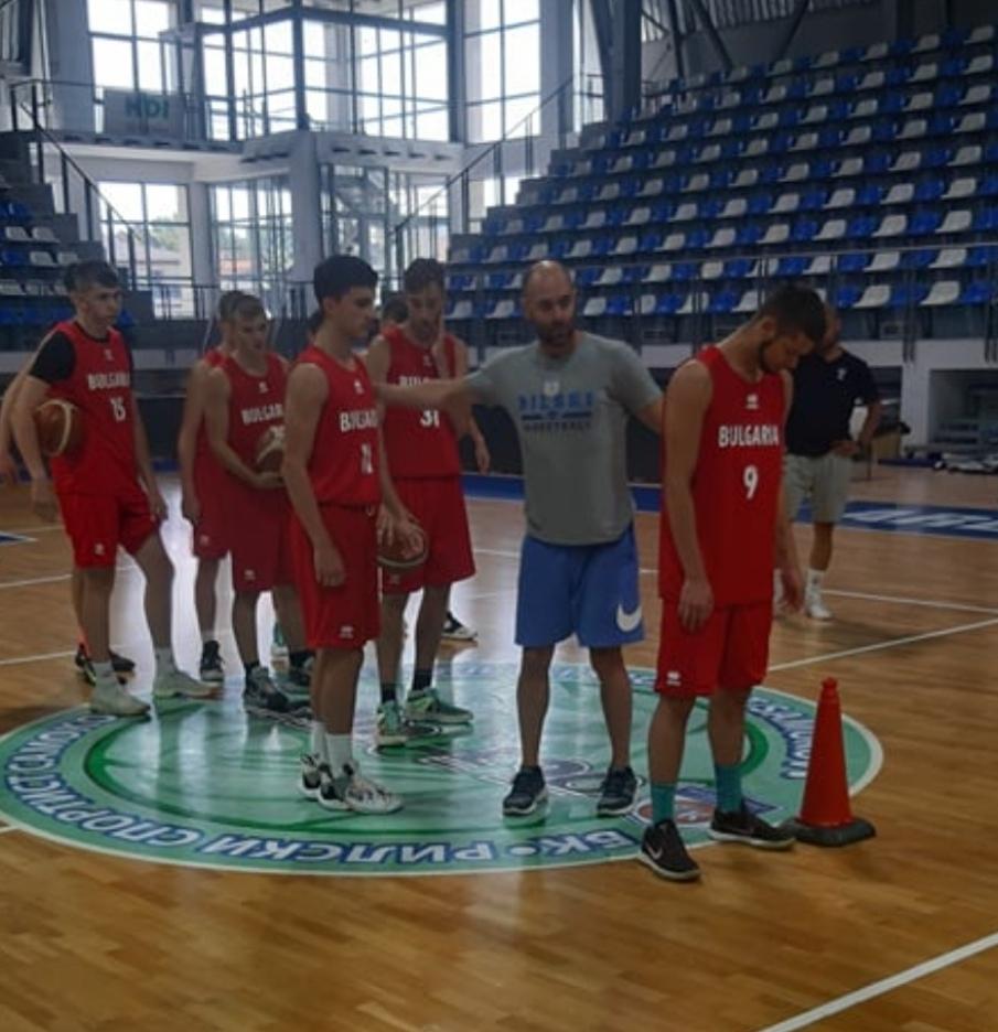 Една от най-обичаните баскетболни фигури в България в последните години