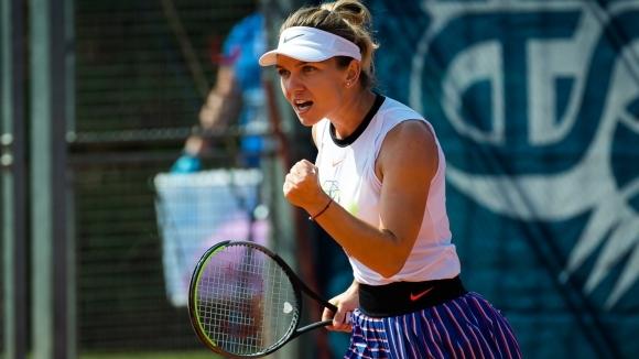 Симона Халеп се класира за полуфиналите на турнира по тенис