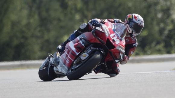 Италианецът Андреа Довициозо ще напусне тимът на Ducati в MotoGP