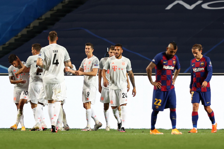 Отпадането на и на четвъртфиналите в Шампионската лига означава, че