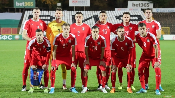Селекционерът на младежкия национален отбор на Сърбия до 21 години