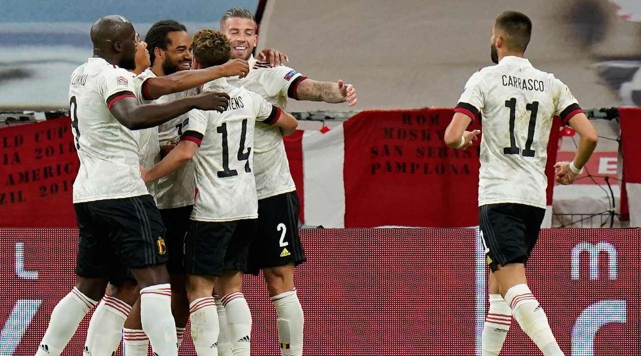 Белгия започна с победа участието си в новото издание на