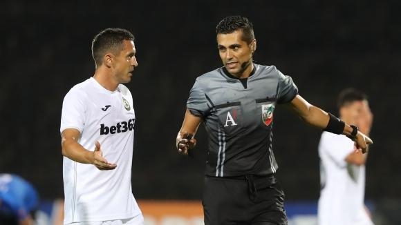 Съдийски назначения за мачовете от шестия кръг в Първа лига: