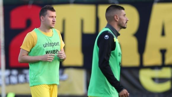 Треньорът на Ботев (Пловдив) Ферарио Спасов определи група от 18