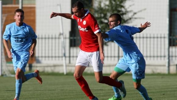 Вторият отбор на Ботев (Враца) победи в Свищов местния Академик