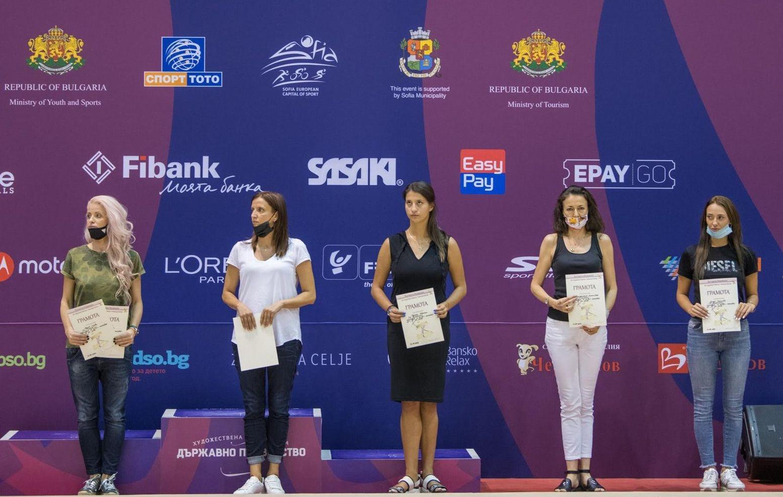 Отлично представяне на клуб Олимпия (Бургас) при девойките младша възраст