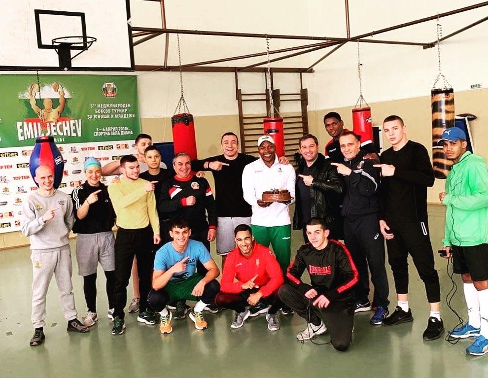 Мъжкият национален отбор по бокс започва от днес подготвителен лагер