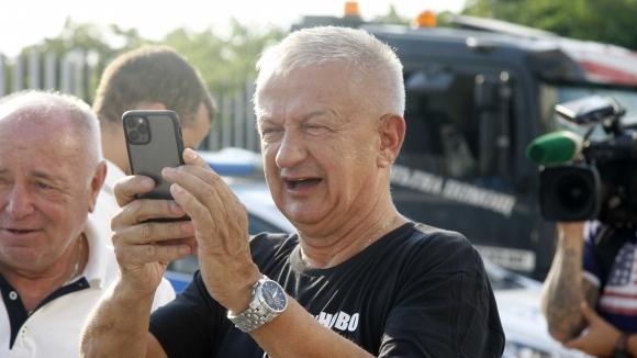 Собственикът на Христо Крушарски направи изказване в свой стил, което