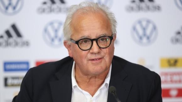 Президентът на Германския футболен съюз Фритц Келер защити организацията от