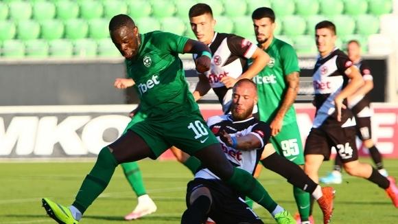 Лудогорец победи в контрола втородивизионния Локомотив (Горна Оряховица) с 2:1.