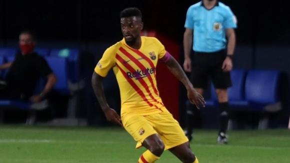 Крайният защитник на Барселона Нелсон Семедо осъзнава, че каталунският клуб