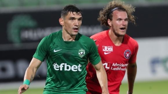 Отборът на ще се изправи срещу Динамо (Брест) в плейофа