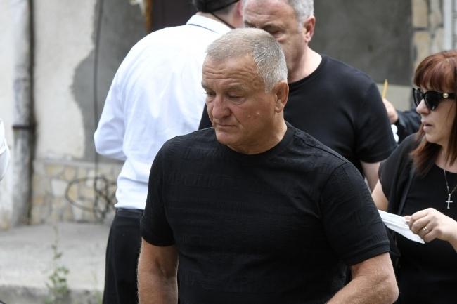 Великият български състезател и треньор по борба Симеон Щерев още