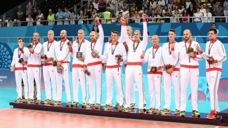 Волейболът отново се завръща на Европейските игри през 2023 година,