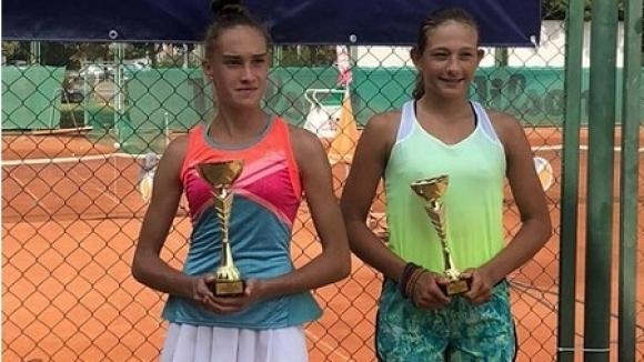 Денислава Глушкова спечели втора титла на турнира по тенис за