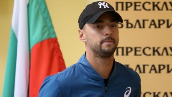 Българският тенисист Димитър Кузманов обяви, че е дал положителна и