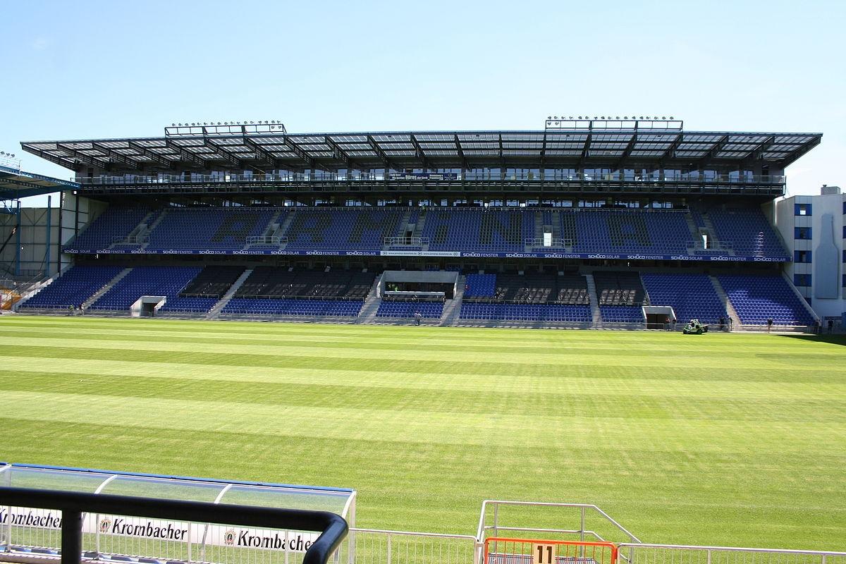 Търсенето на билети за първия домакински мач в Бундеслигата на