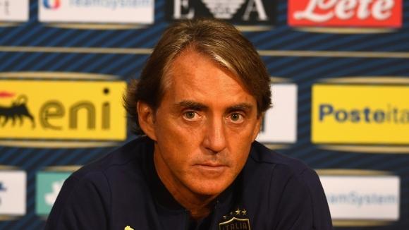 Италия ще играе домакинския си мач от турнира Лигата на