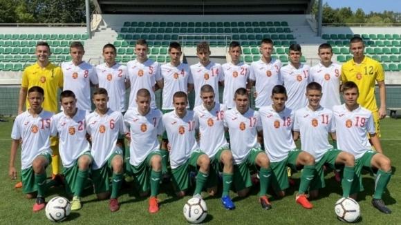 България U16 ще участва на приятерски турнир в Хърватия, който