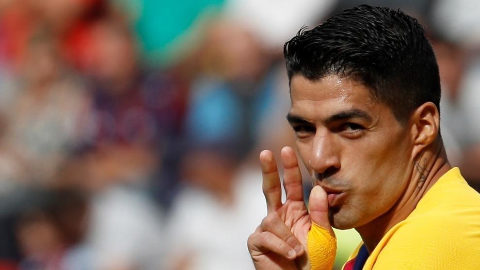 Ръководството на Барселона и Луис Суарес са постигнали договорка помежду