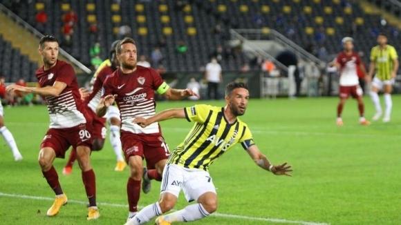 Новакът в турското първенство Хатайспор започва сезона повече от впечатляващо.