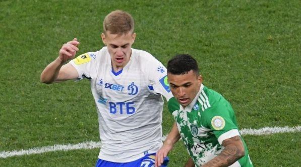 Динамо (Москва) победи с 1:0 в мач от 8-ия кръг