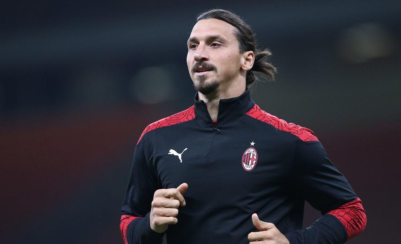 Златан Ибрахимович започна сезона в Серия