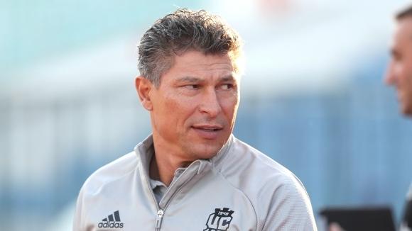 Йордан Юруков вече не е част от треньорския щаб на
