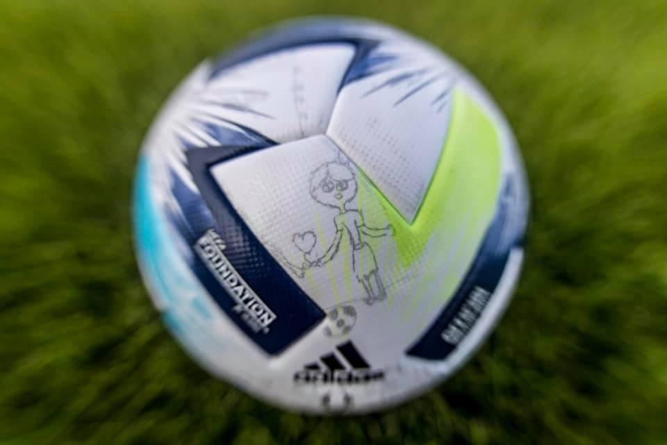 УЕФА разкри подробности около официалната топка за Суперкупата на УЕФА