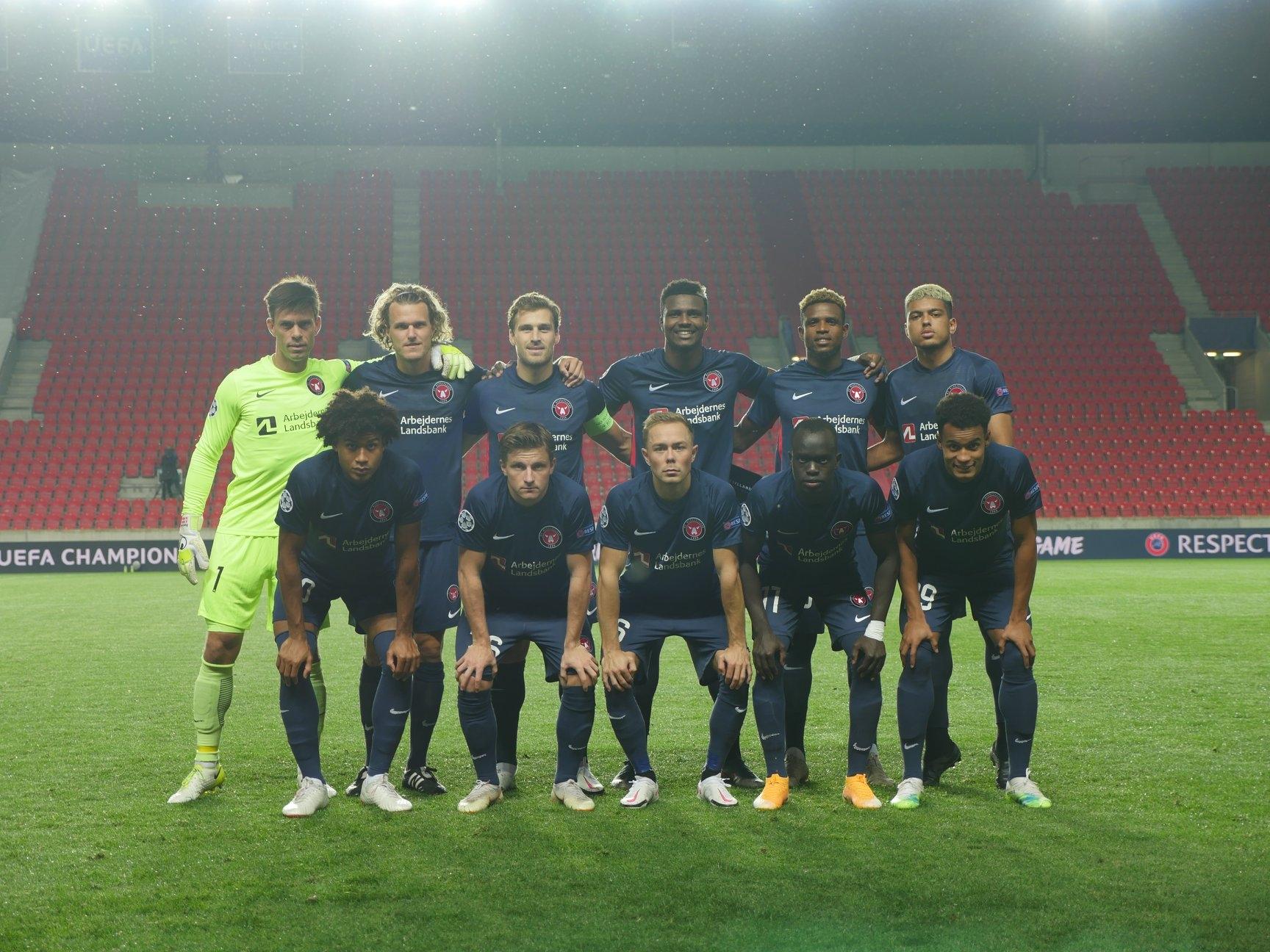Датският Мидтиланд удържа 0:0 срещу Славия в Прага в първия