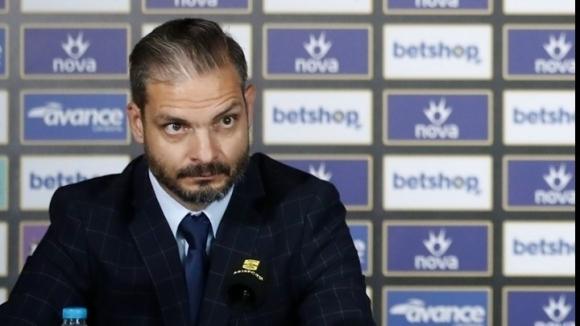 Гръцката футболна легенда Ангелос Харистеас подаде оставка от поста спортен