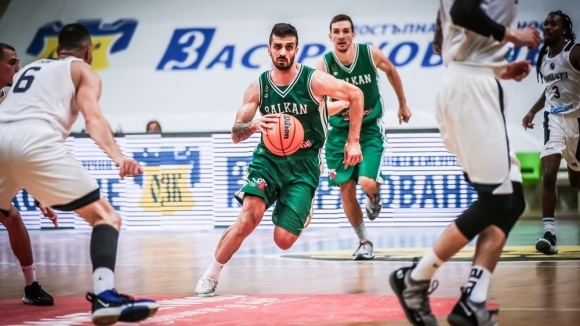 Снощи действащият шампион на България Балкан (Ботевград) отпадна от битката