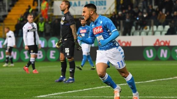 Елитният италиански футболен клуб вече е набелязал евентуален заместник на