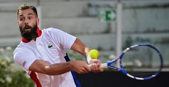 Френският тенисист Беноа Пер получи разрешение да участва на турнира