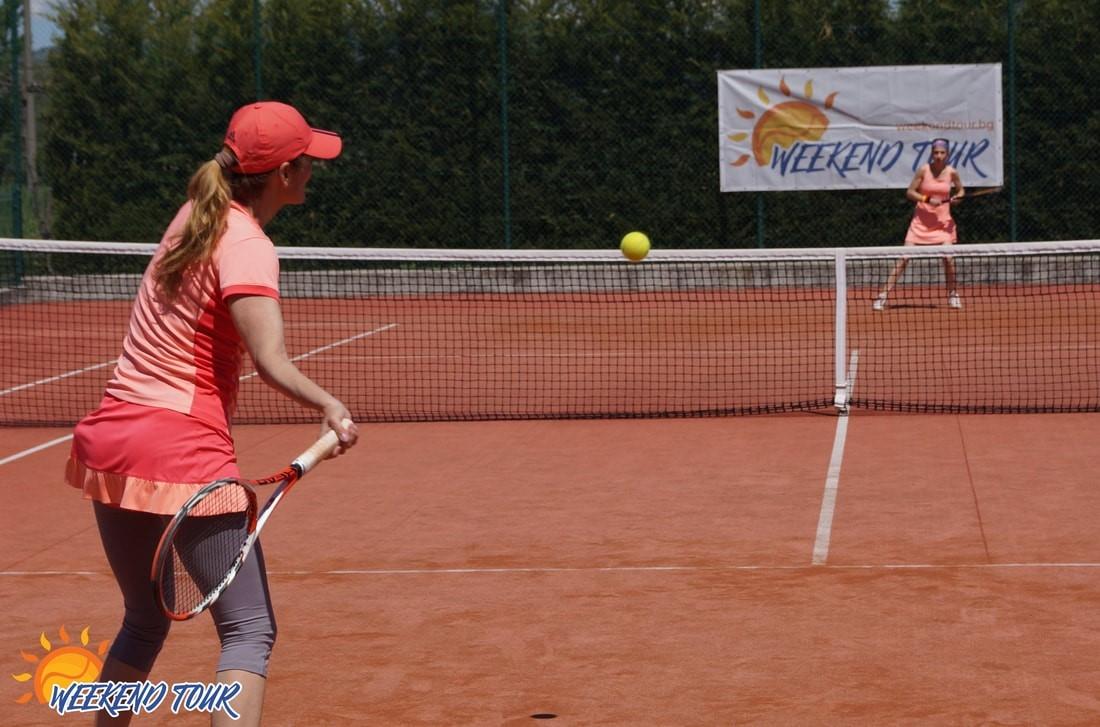 Три турнира ще предложи на приятелите на спорта семейната тенис
