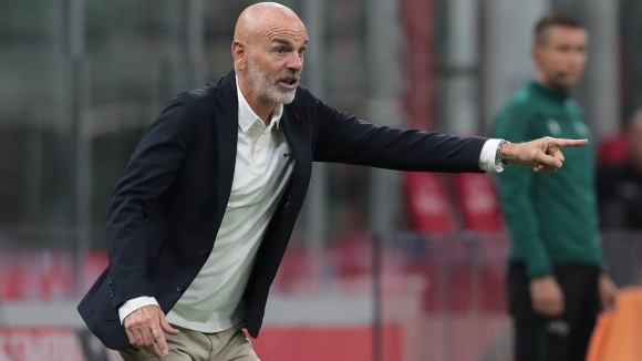 Треньорът на Милан Стефано Пиоли се изказа ласкаво за Хакан