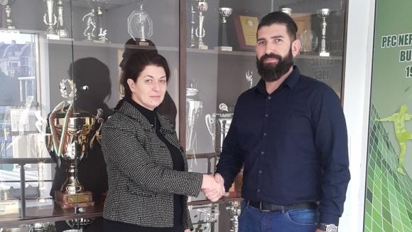 Бизнесдамата Анелия Златкова, която е част от Съвета на директорите