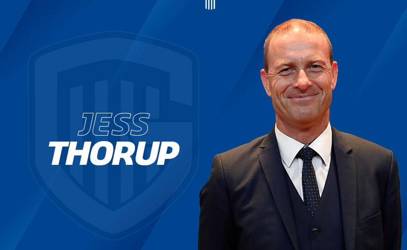 Датчанинът Йес Торуп беше назначен за старши треньор на белгийския