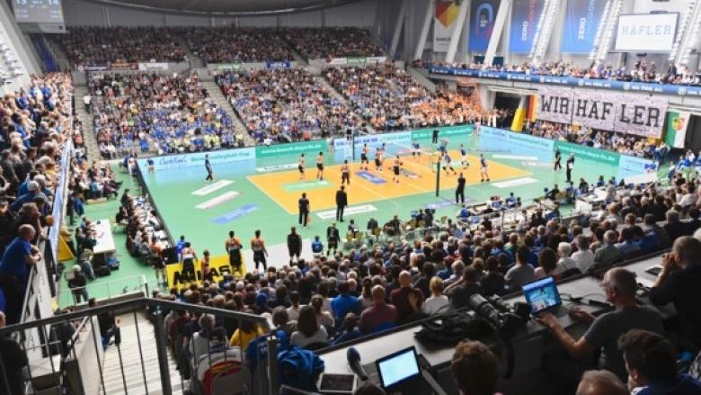 13-кратният шампион на Германия по волейбол Фридрихсхафен остана без зала.