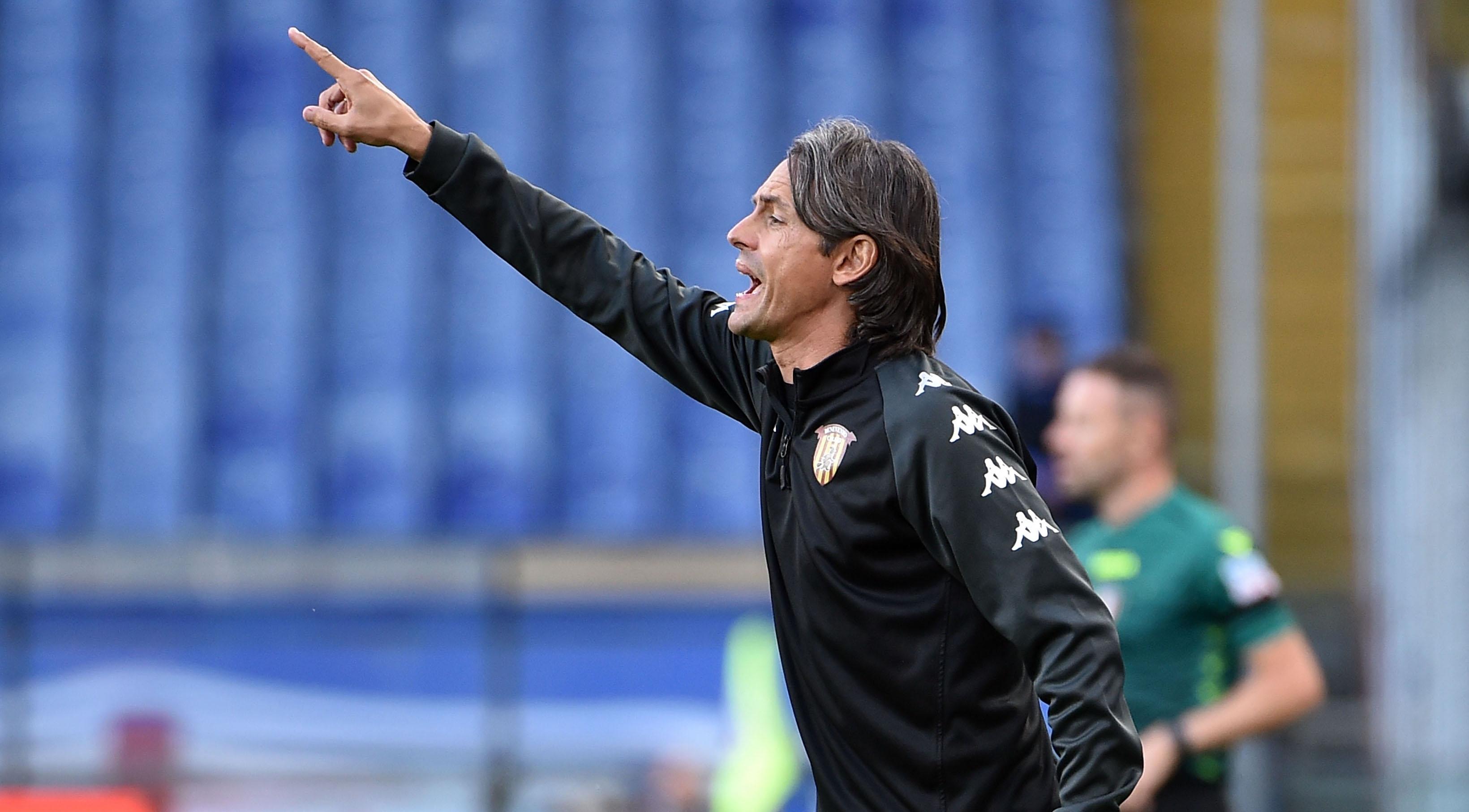 Филипо Индзаги направи отлично завръщане в елита на италианския футбол,