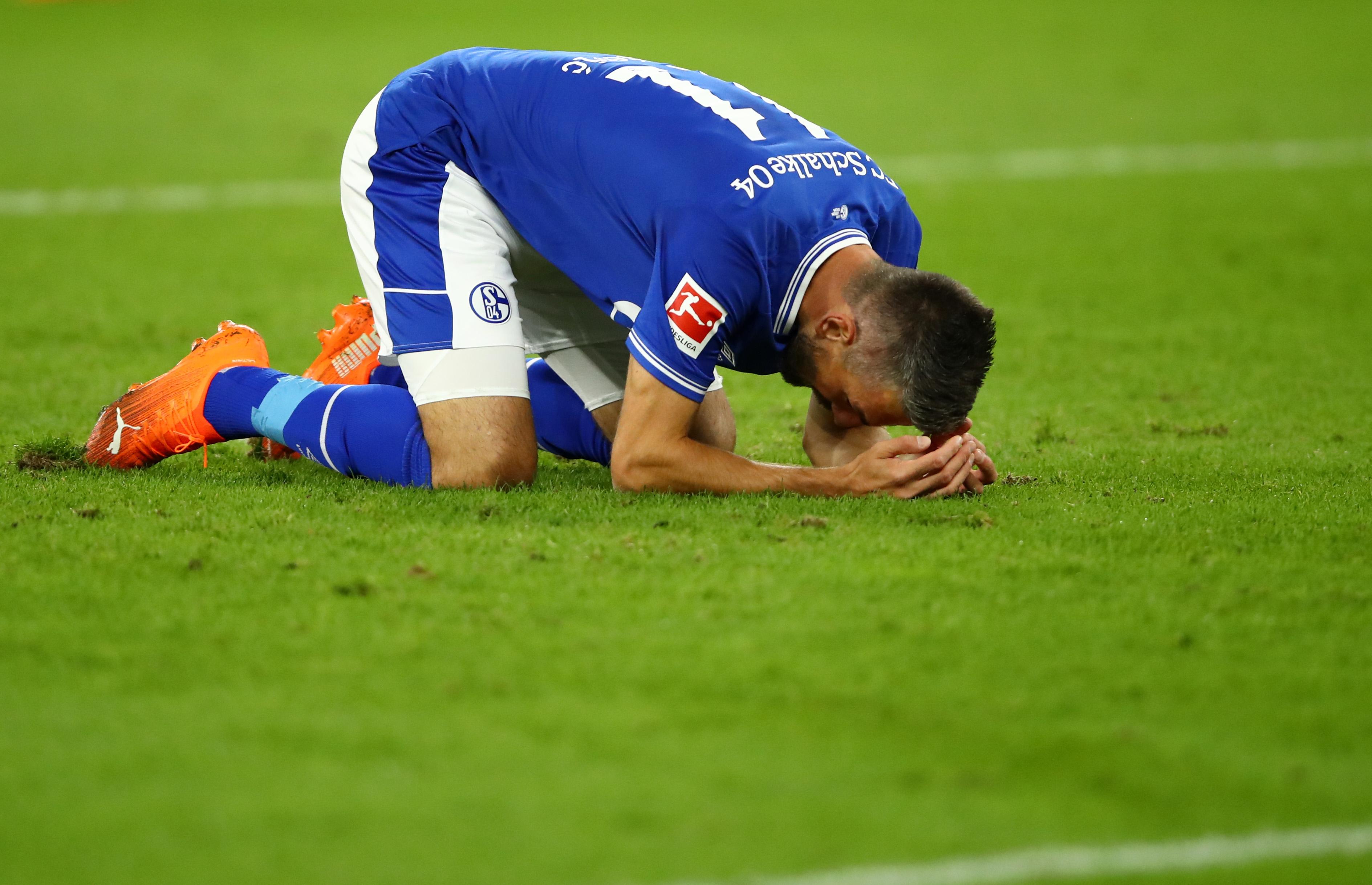 Седмица след ужасяващата си загуба с 0:8 от Байерн (Мюнхен)