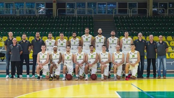 Българинът Цветомир Чернокожев направи официален дебют за елитния словашки клуб