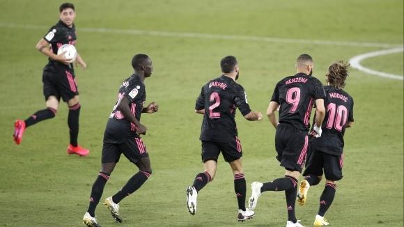 Реал Мадрид гостува на Бетис във втория си мач от
