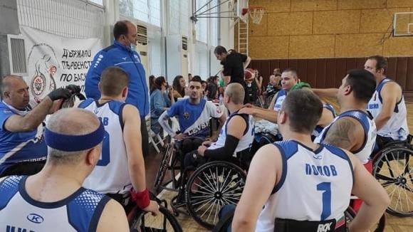 Левски направи нова крачка към втора титла по баскетбол на
