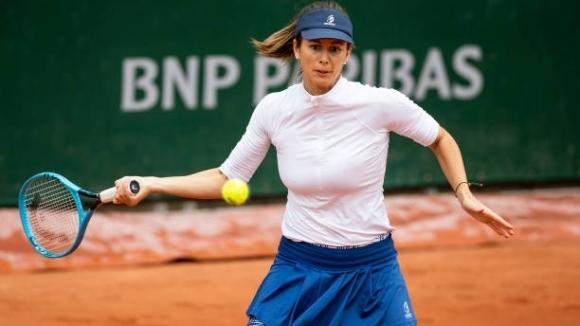 Най-добрата българска тенисистка Цветана Пиронкова започва кампанията си на
