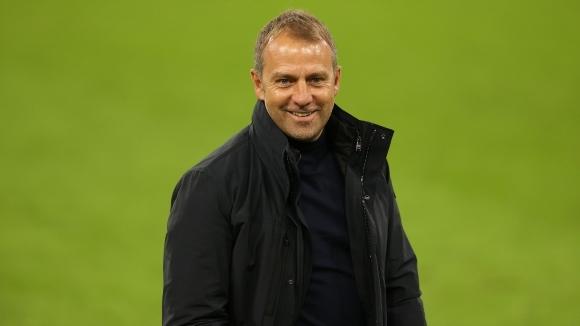 Наставникът на Байерн (Мюнхен) Ханзи Флик бе определен от УЕФА