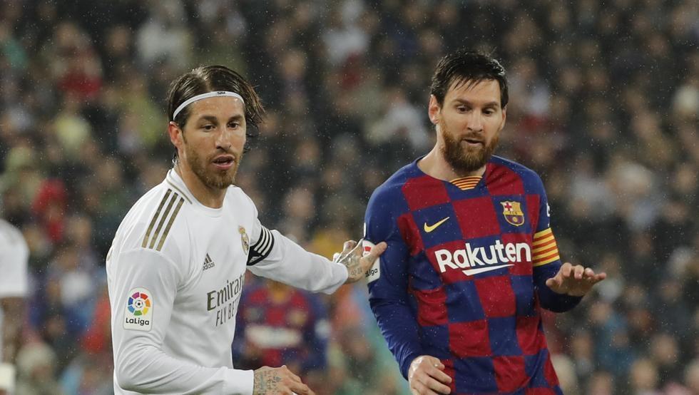 Сблъсъкът от седмия кръг на Ла Лига между Барселона и