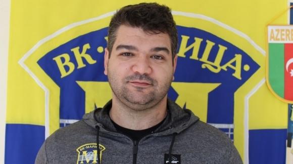 Лазар Лазаров е новият старши треньор на Марица (Пловдив). Той
