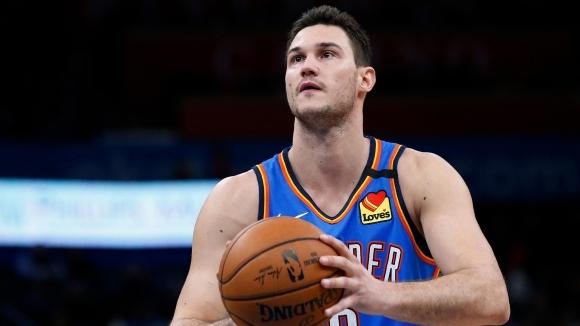 Италианският баскетболист Данило Галинари заяви, че се надява да играе